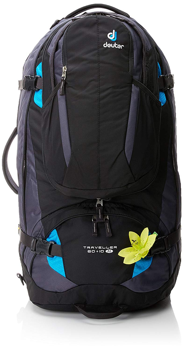 Deuter Damen Trekkingrucksack Traveller 60 Plus 10 SL