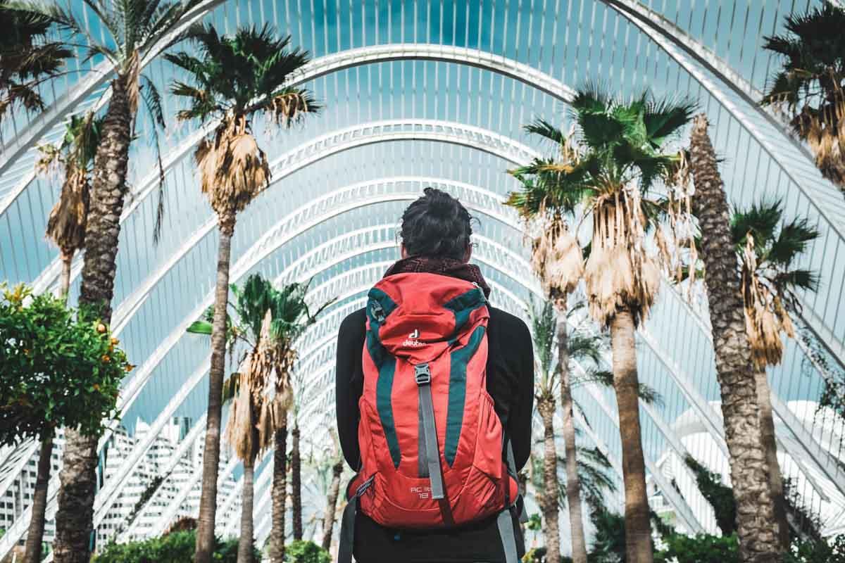 Welchen Rucksack brauche ich